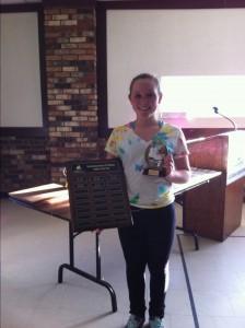 Meagan Beane, Intermediate/Senior STARskate of the Year 2014-15