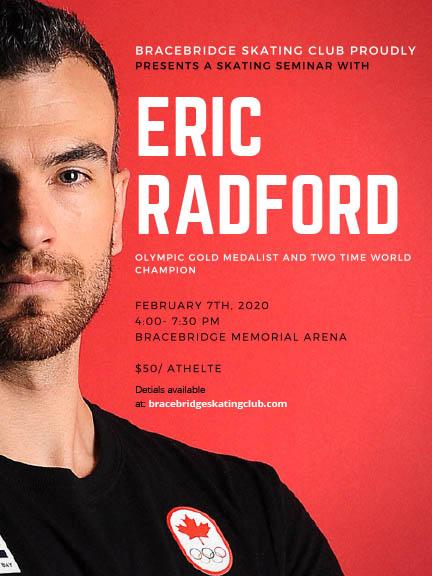 Eric Radford Poster